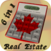 6 in 1 Real Estate Calculator