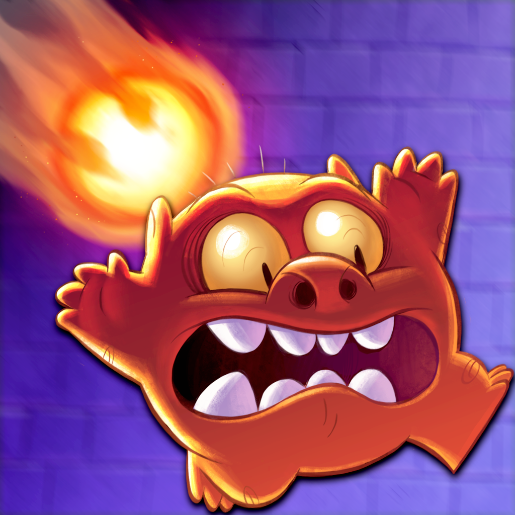 Monster Burner (AppStore Link)