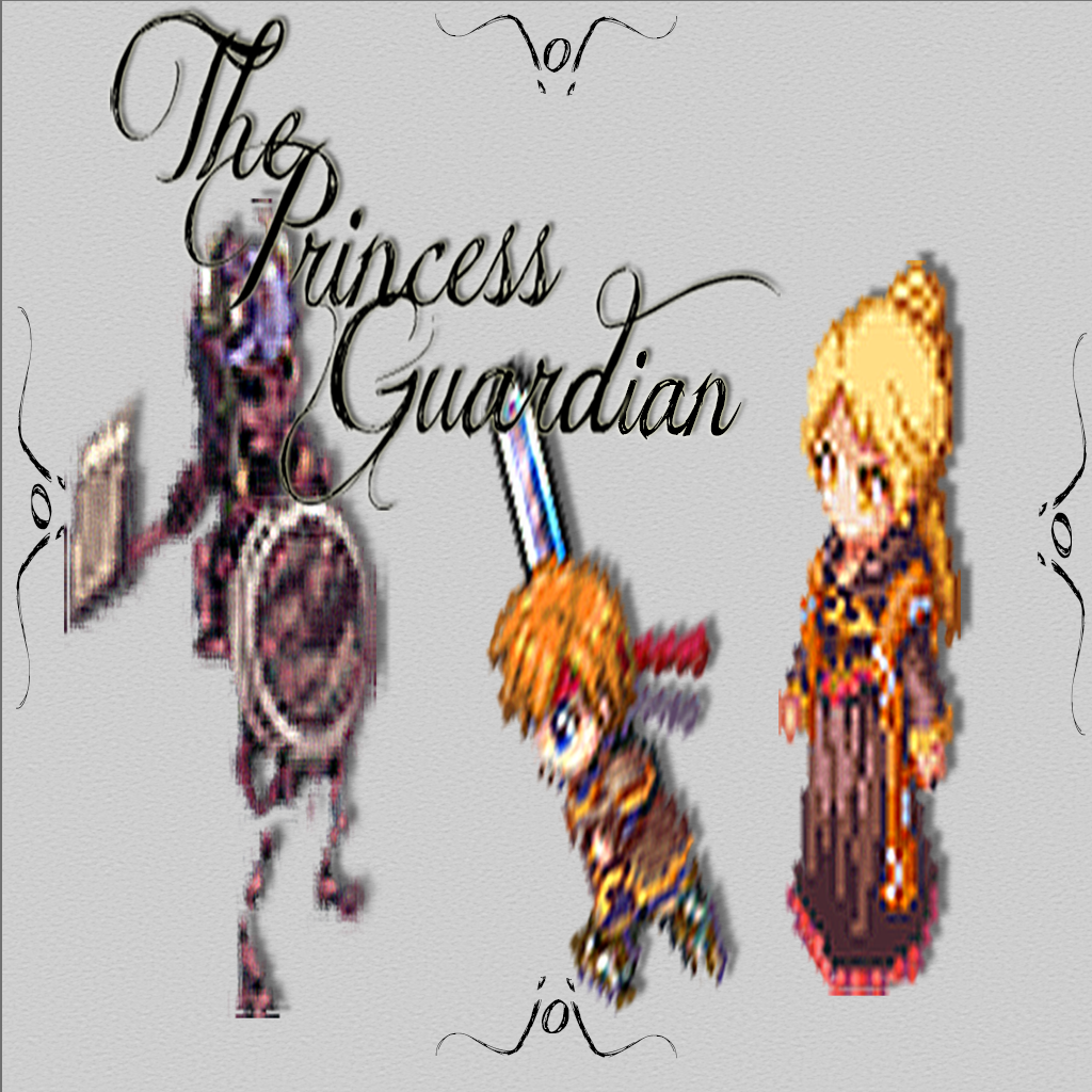 The Princess Guardian by Matthew Bessey icon