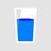 水を飲むリマインダ-健康に飲んでフィットネス