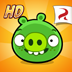 Bad Piggies HD logo